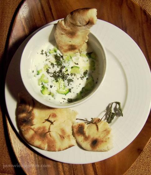11 15 12 persian cucuber mint yogurt dip (4) JWJ