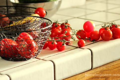 3 rodzaje pomidorów