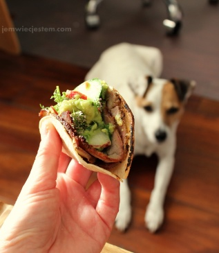 Kto chce taco?