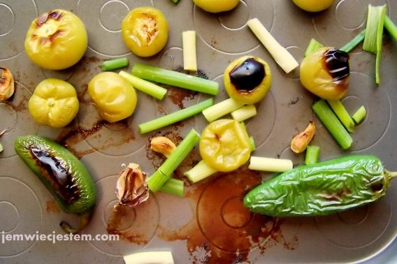 Salsa Verde on it's way. Salsa Verde w przygotowaniu...