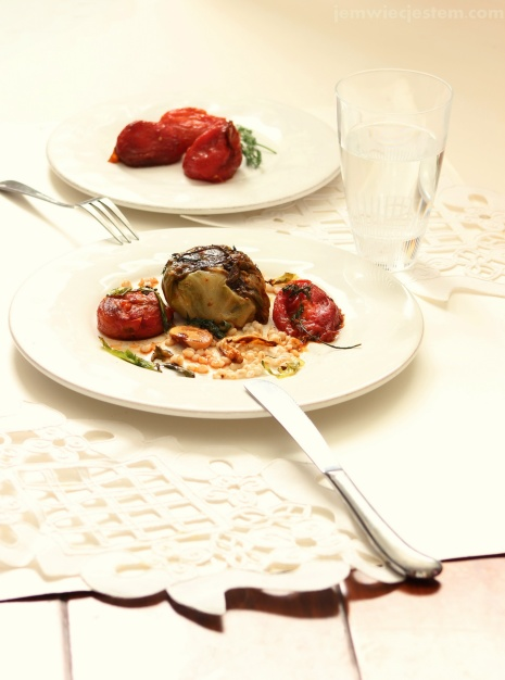 05 08 14 stuffed cabbage rolls beef roasted tomatoes (13) JWJ