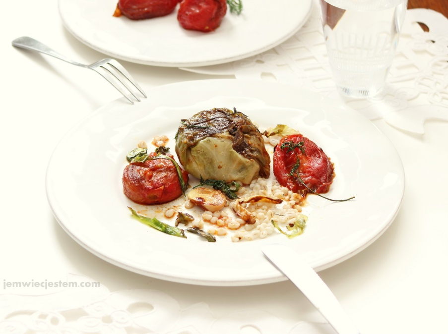 05 08 14 stuffed cabbage rolls beef roasted tomatoes (6) JWJ