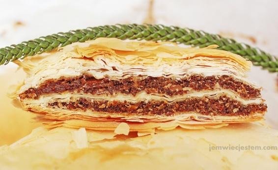 Makowa baklava