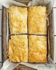 Baklava makowa