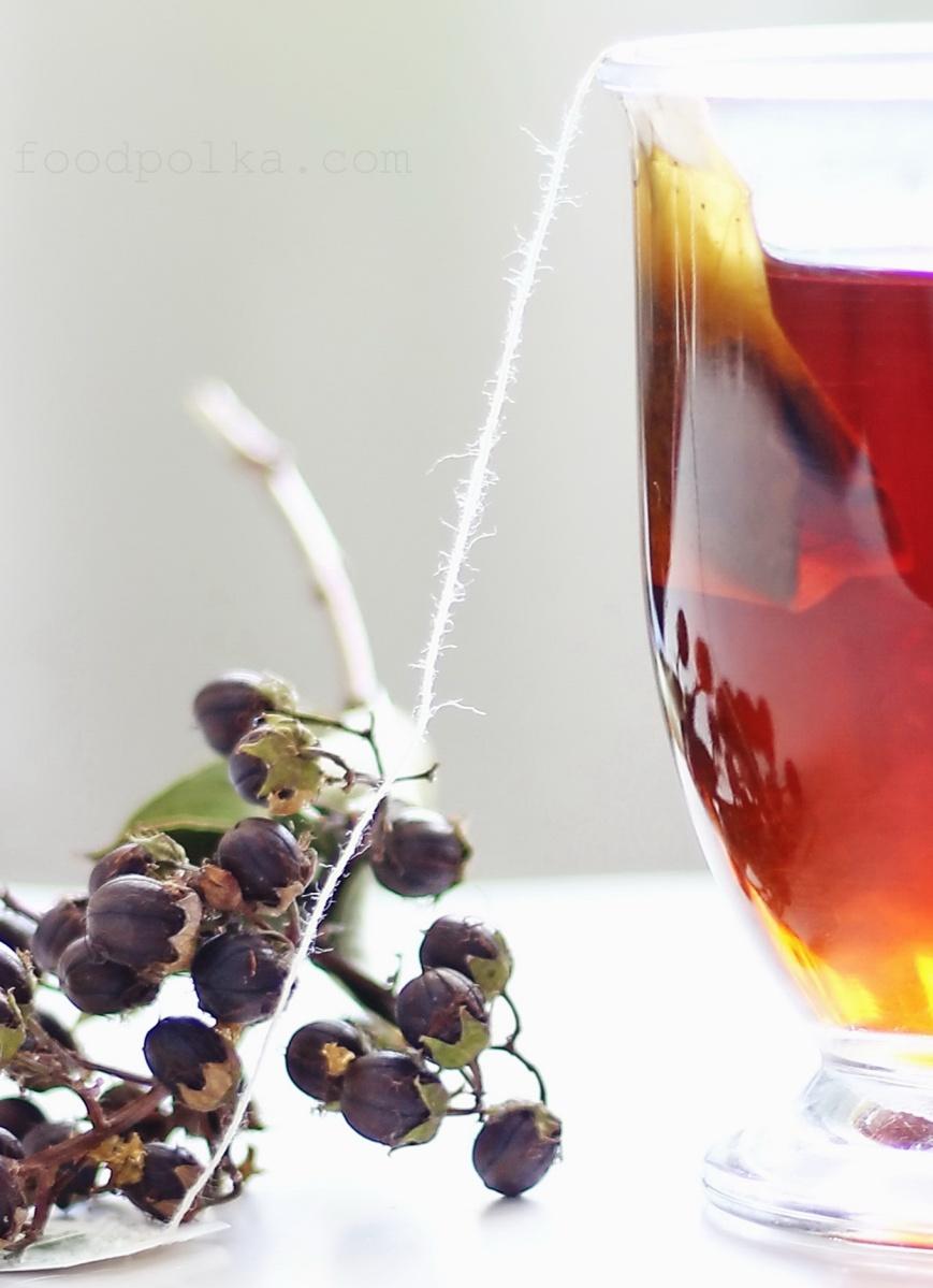 Aromatyczny schab pieczony z herbatą Earl Grey