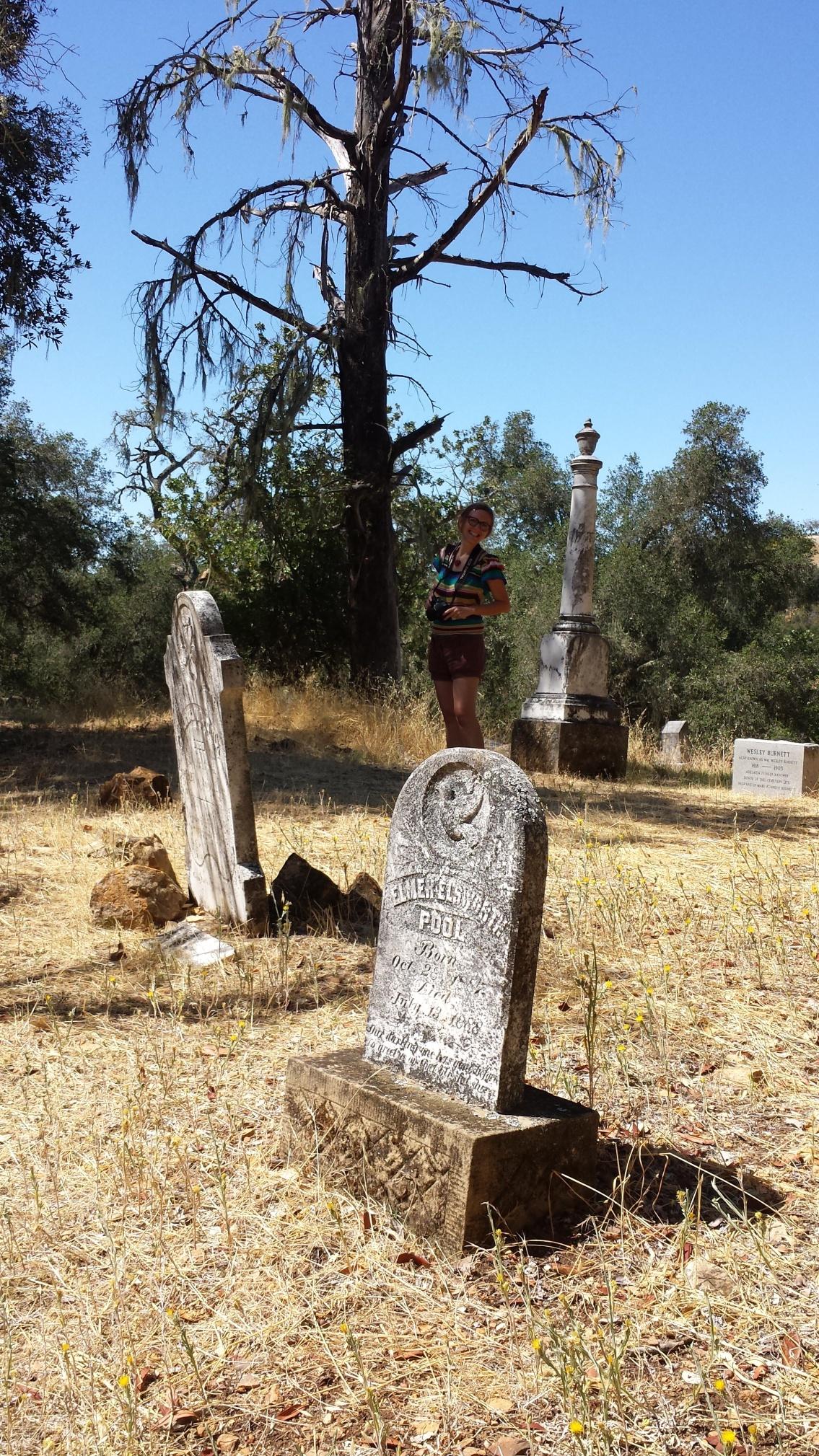 Cmentarz założony w XIX