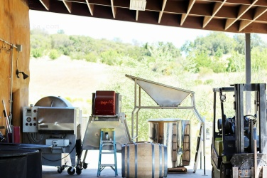 Sprzęt do produkcji wina