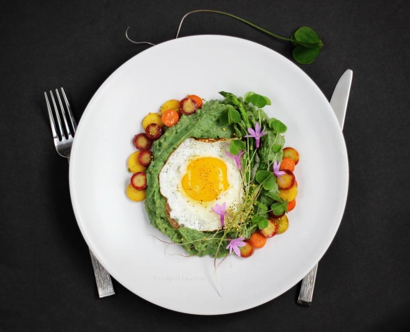 03 23 16 green mashed potatos dinner (45) FP